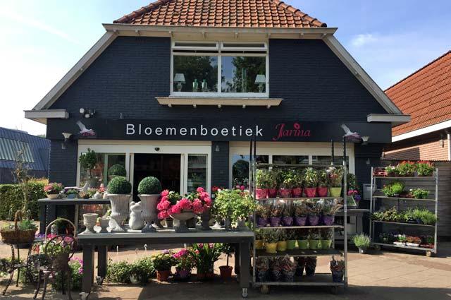 Tourist-Info-Het-Reestdal_CT_bekijkendoen_recreatie-vrije-tijd_winkelen_winkelen-in-de-Wijk-bloemenboetiek-Jarina-entree