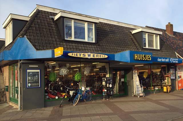 Tourist-Info-Het-Reestdal_CT_bekijkendoen_recreatie-vrije-tijd_winkelen_winkelen-in-de-Wijk-fietswereld-Huisjes-dhz