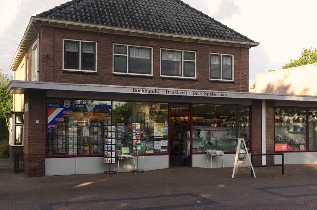 Tourist-Info-Het-Reestdal_CT_bekijkendoen_recreatie-vrije-tijd_winkelen_winkelen-in-Zuidwolde_boekhandel-Spijkerman