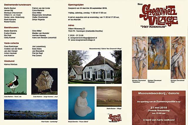 Tourist-Info-Het-Reestdal_CT_bekijken-doen_kunst-cultuur_galeries-ateliers_galieri-museumboerderij-New-Greenwich-Village-Veeningen-flyer-2018