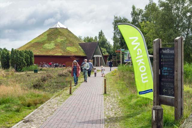 bezoekerscentrum Dwingederveld Natuurmonumenten