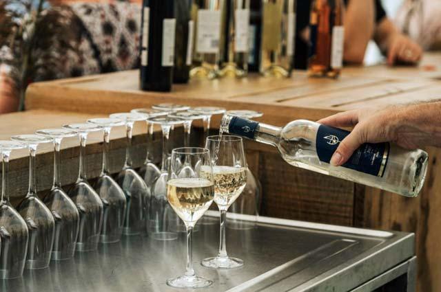 wijnfeest Reestlandhoeve wijnproeven