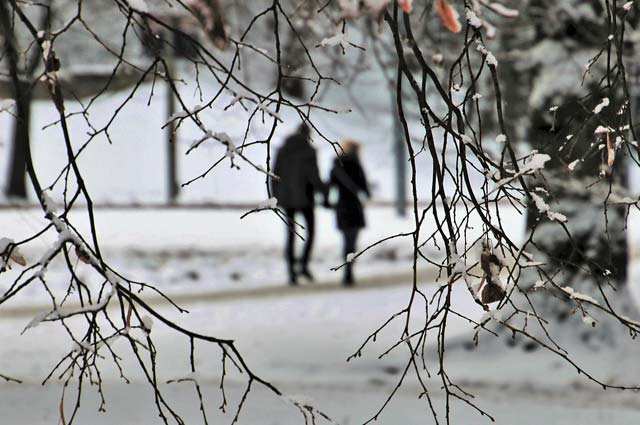 wandelen januari