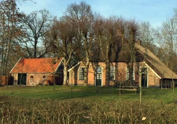 Huisje in de Boomgaard Veeningen