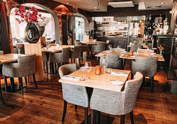 interieur restaurant Kiewiet dedemsvaart